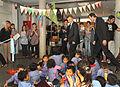 Mauricio Macri inauguró un jardín maternal en Nueva Pompeya (7094410985).jpg