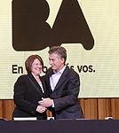 Mauricio Macri pone en funciones a la Ministra de Salud porteña (8000830446).jpg