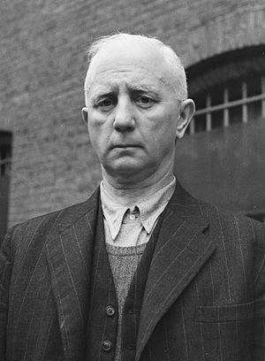 Max Blokzijl - Max Blokzijl in 1945