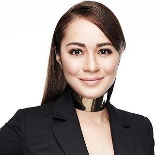 Maya Karin Malaysian actor and singer