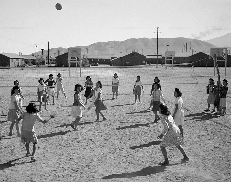 Mazanar volleyball 00166u