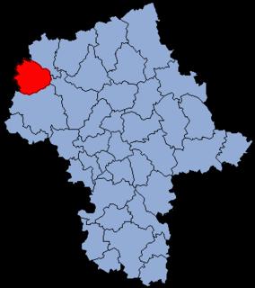 Sierpc County County in Masovian, Poland