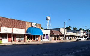 McCrory, Arkansas - Image: Mc Crory, AR 003