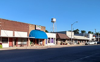McCrory, Arkansas - Image: Mc Crory, AR 003