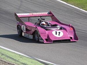 McLaren M8A - McLaren M8F