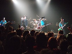 Me first and the Gimme Gimmes in concert.jpg
