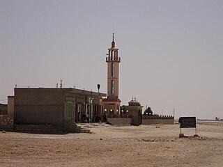 Mechili Village in Derna, Libya