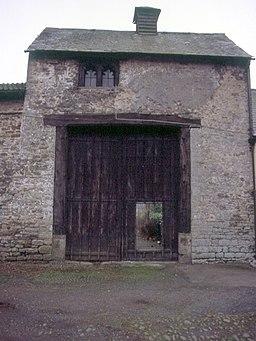 Medieval Gatehouse, Holnicote (geograph 4413937)