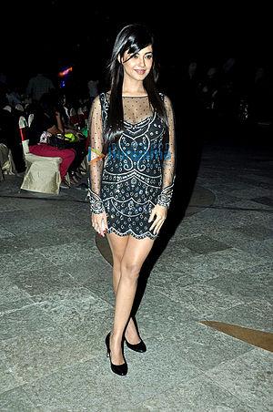Meera Chopra - Meera Chopra at Gang of Ghosts Audio Launch