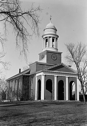 First Church of Christ, Unitarian - Image: Meeting House (1815), Lancaster, Massachusetts