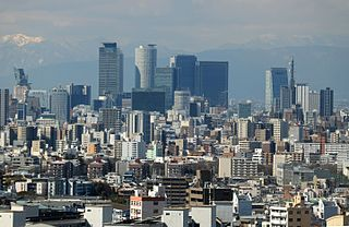 Nagoya Largest city in the Chūbu region of Japan