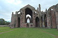 Melrose Abbey (HDR) (7986068694).jpg