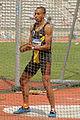 Men decathlon DT French Athletics Championships 2013 t120357.jpg