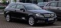 Mercedes-Benz C 180 BlueEFFICIENCY Coupé (C 204) – Frontansicht, 20. Mai 2012, Velbert.jpg