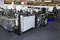 Mercedes-Benz O500LE chassis on display at the 2013 Australian Bus & Coach Show (2).jpg