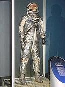 Mercury-Redstone 4 Spacesuit