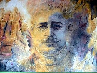 Salvador Alvarado - Image: Merida Fresken Pacheco 3 Alvarado
