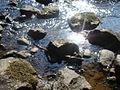 Messac la Baisse pierres et eau.JPG