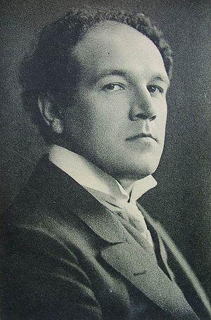 English: russian composer Nikolai Metner Русск...