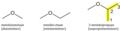 Metoksiemetaan metoksi-etaan 2-metoksipropaan.png