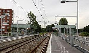 Meijersplein RandstadRail station - Image: Metrostation Meijersplein
