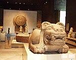 Mexico - Museo de antropologia - Chaton.JPG