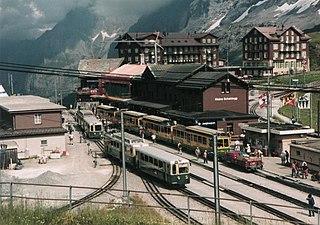 Wengernalp Railway