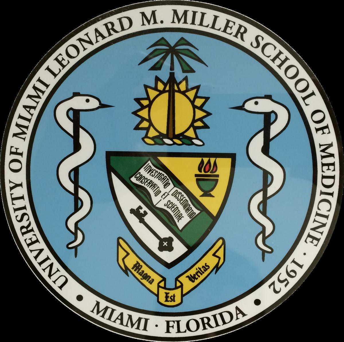 Leonard M  Miller School of Medicine - Wikipedia