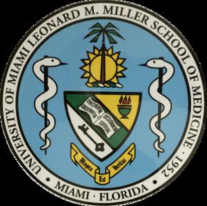 Leonard M. Miller School of Medicine - Image: Miami med seal