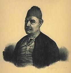Ο ναύαρχος Ανδρέας Μιαούλης