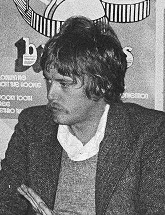 Michael Clarke (musician) - Clarke in 1970