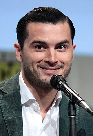 Michael Malarkey - Malarkey at the 2015 San Diego Comic Con International.