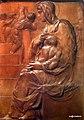 Michelangelo,Anno 1492-MADONNA DELLA SCALA-Firenze Casa Buonarroti - panoramio.jpg