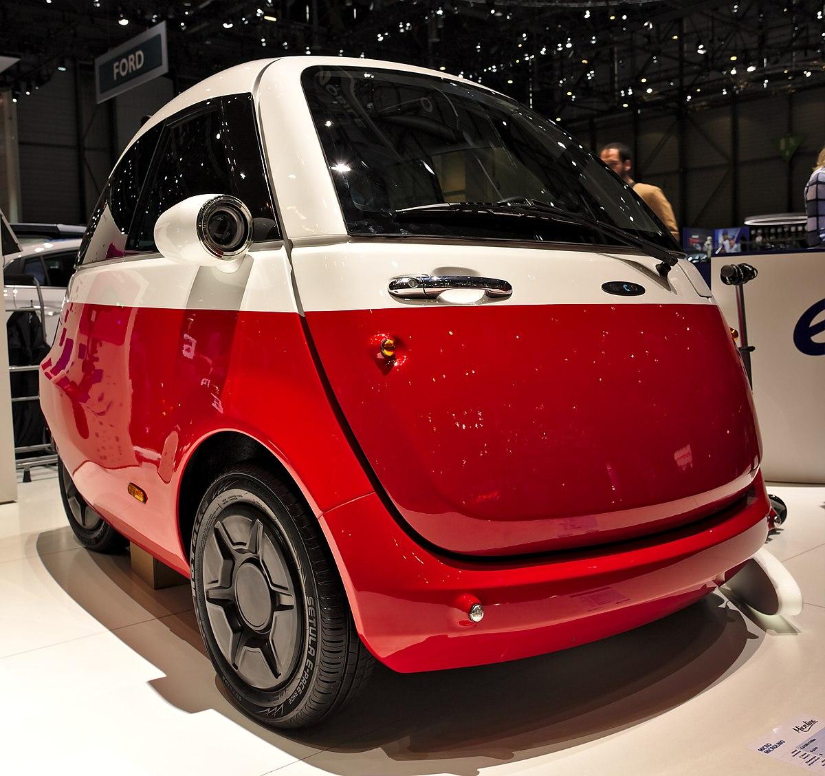 K And S Auto >> Microlino — Wikipédia