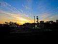 Middleton Good Neighbor Fest Midway at Sunset - panoramio.jpg