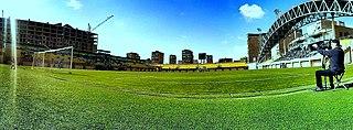 Mika Stadium