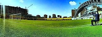 Mika Stadium - Image: Mika stadium 12 April 2015, Yerevan