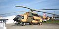 Mil Mi-17V-5 at the MAKS-2013 (01).jpg