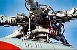 Mil Mi-24 main rotor close-up (160632429).jpg