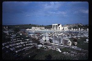Aristagoras - Ruins of Miletus