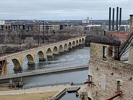 Stone Arch Bridge (Minneapolis)