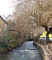 Mill race, River Windrush, Bourton - geograph.org.uk - 1671790.jpg