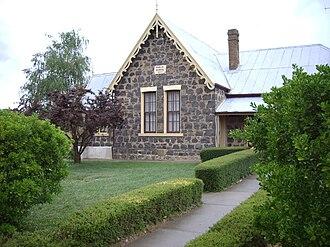 Millthorpe, New South Wales - Image: Millthorpe Public School