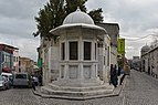 Mimar Sinan tomb February 2013.jpg