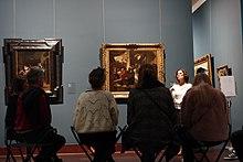 Mindful Art aux Musées royaux des Beaux-Arts de Belgique avec Marjan Abadie