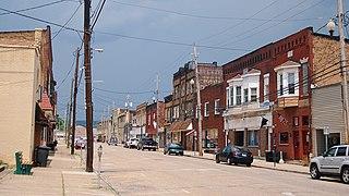 Mingo Junction, Ohio Village in Ohio, United States