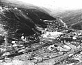 Mining operation, Adams Hill, Yukon, circa 1897 (AL+CA 813).jpg