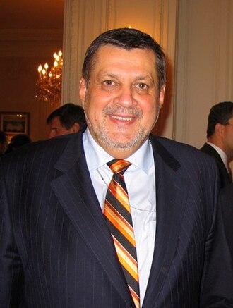 Ján Kubiš - Image: Minister zahranicnych veci Jan Kubis