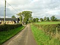 Minor Road at Three Merkland - geograph.org.uk - 266216.jpg