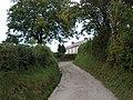 Minor road to Caeremlyn Farm - geograph.org.uk - 1002537.jpg